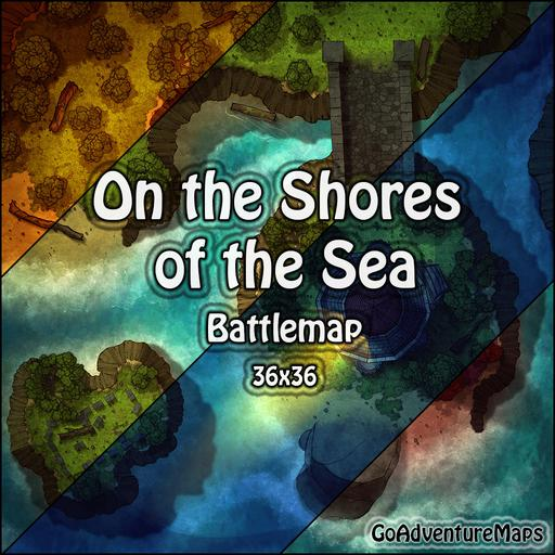 On the Shores of the Sea