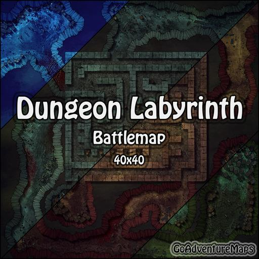Dungeon Labyrinth