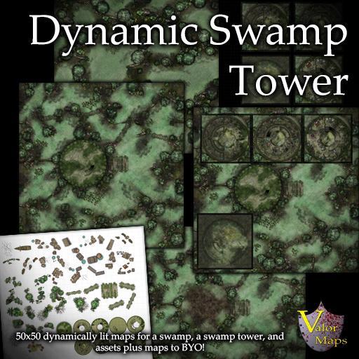 Dynamic Swamp Tower