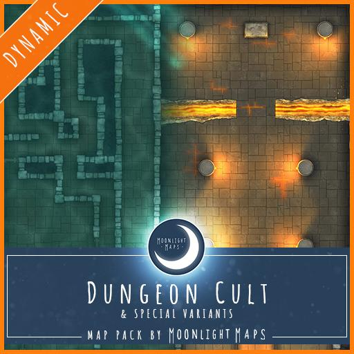 Dynamic | Dungeon Cult