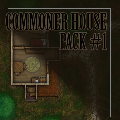 Commoner House - Pack #1
