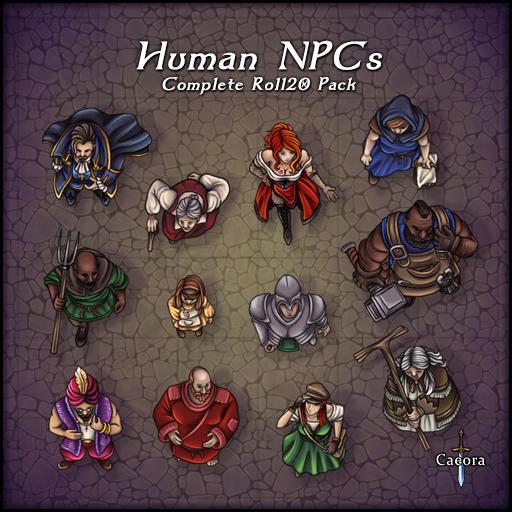 Human NPCs