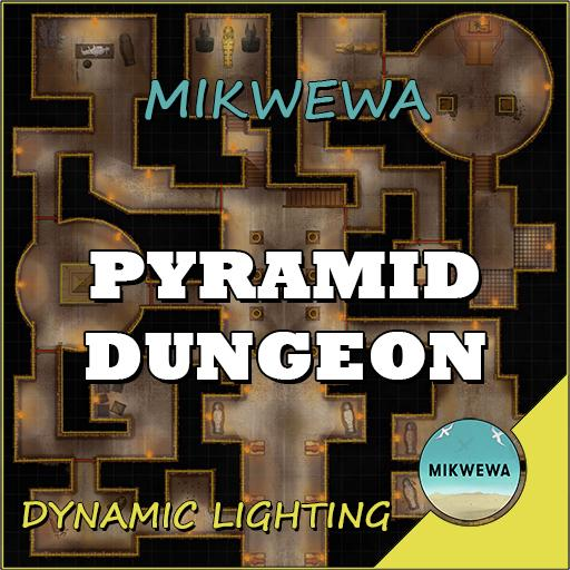 Pyramid Dungeon | Dynamic