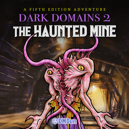 Dark Domains 2: The Haunted Mine