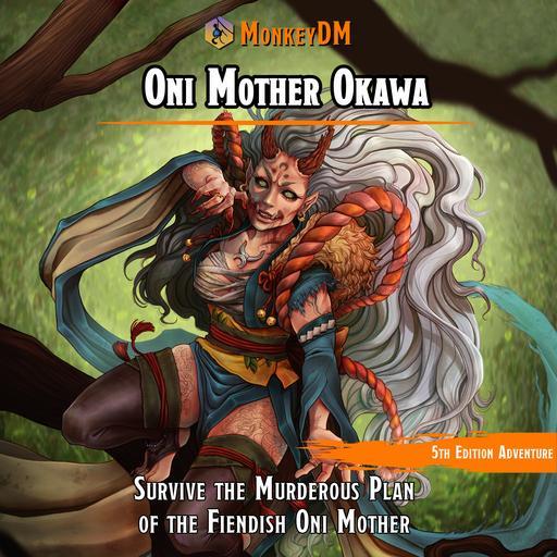 Oni Mother Okawa