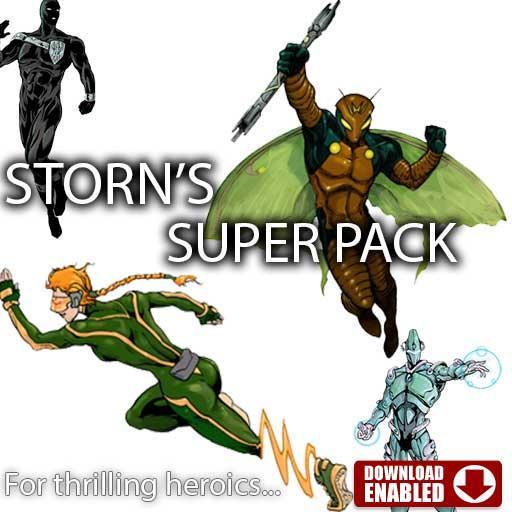 Storn's Super Pack