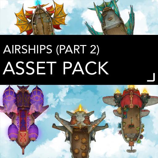 Airships Part 2!
