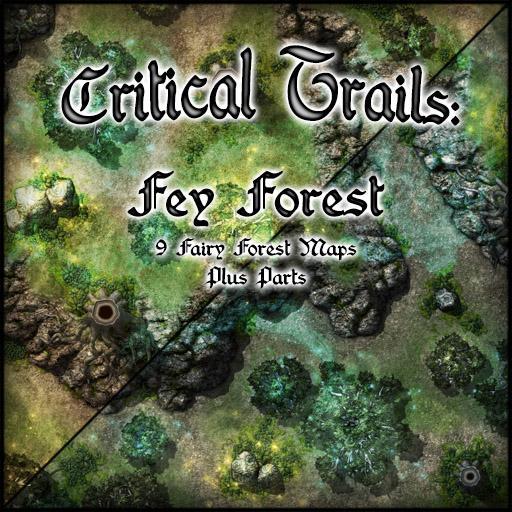 Critical Trails: Fey Forest