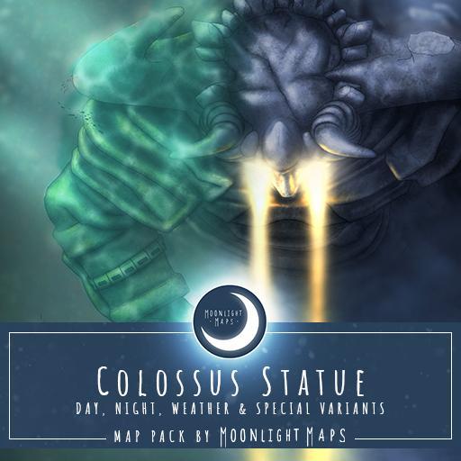 Colossus Statue