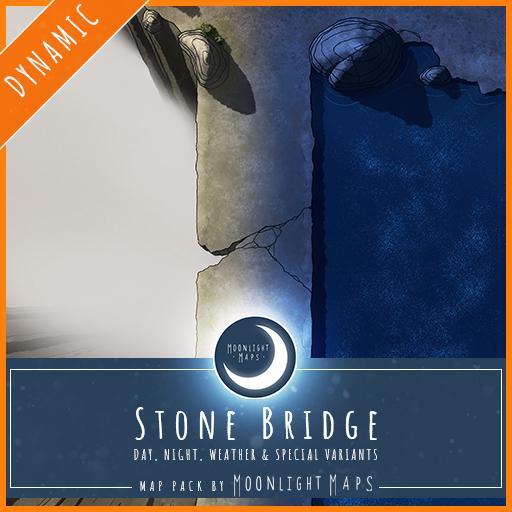 Dynamic   Stone Bridge