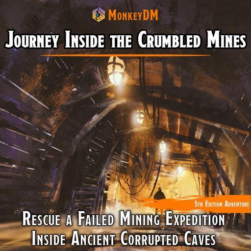 Journey Inside the Shattered Mines