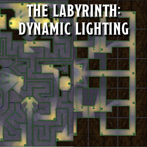 The Labyrinth: Dynamic Lighting