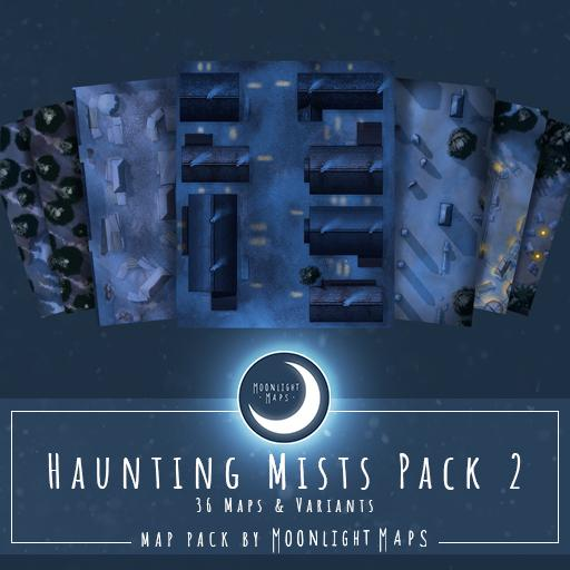 Haunting Mists Pack 2