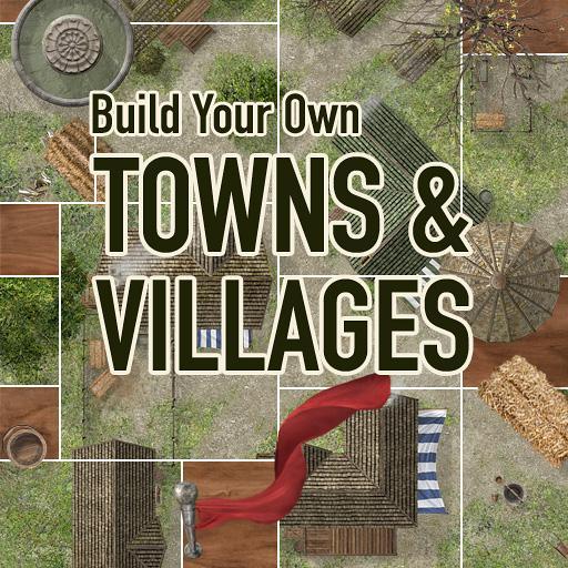 Build Your Own Towns & Villages