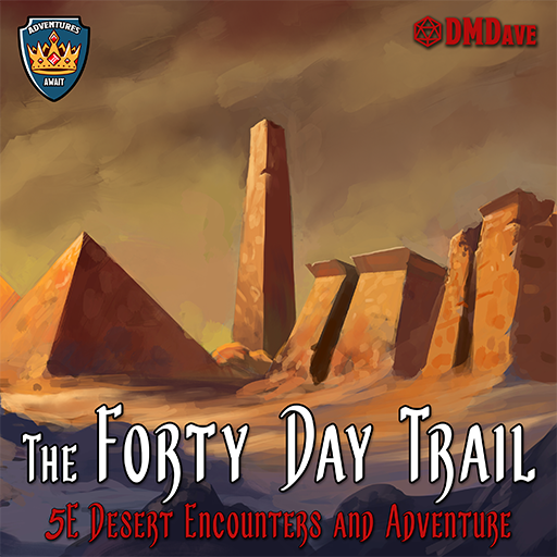 The Forty Day Trail