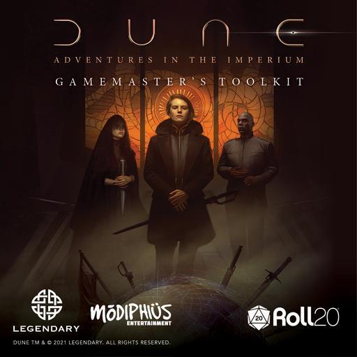 Dune: Adventures in the Imperium - Gamemaster's Toolkit