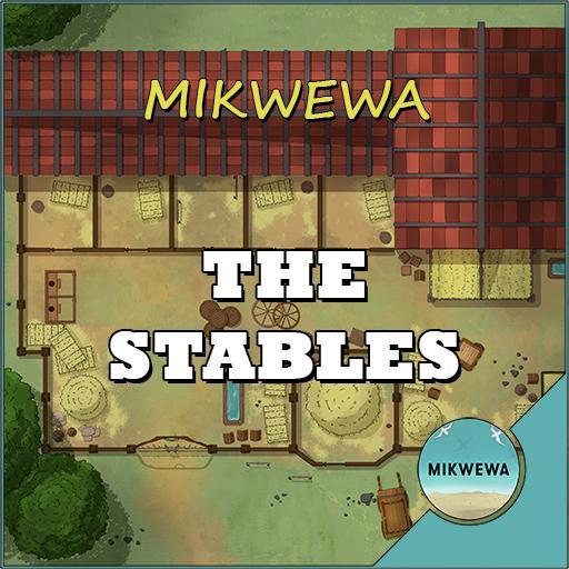 Stables Battlemaps