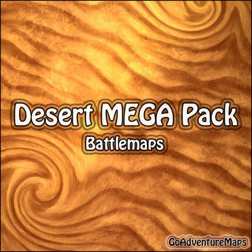 Desert Mega Pack