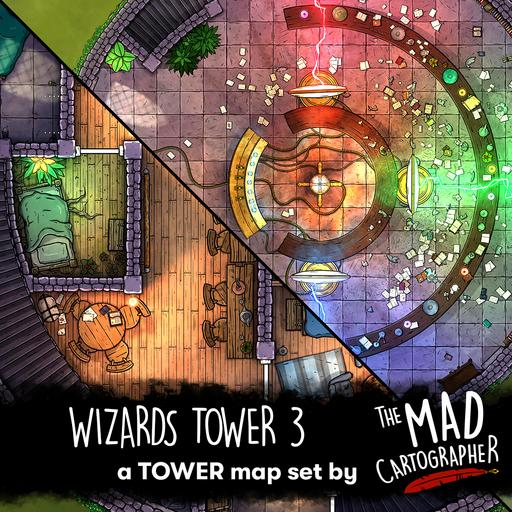 Wizard's Tower 3