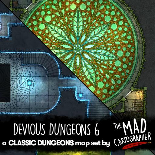 Devious Dungeons 6
