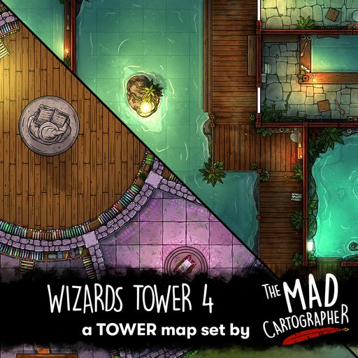 Wizard's Tower 4