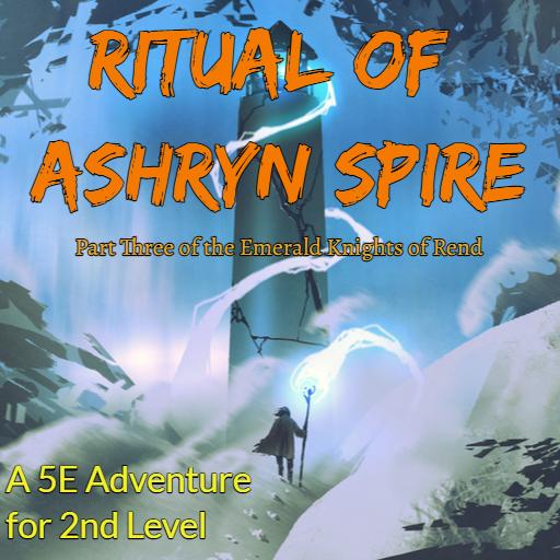 Ritual of Ashryn Tower