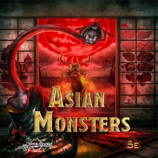 Asian Monsters 5e