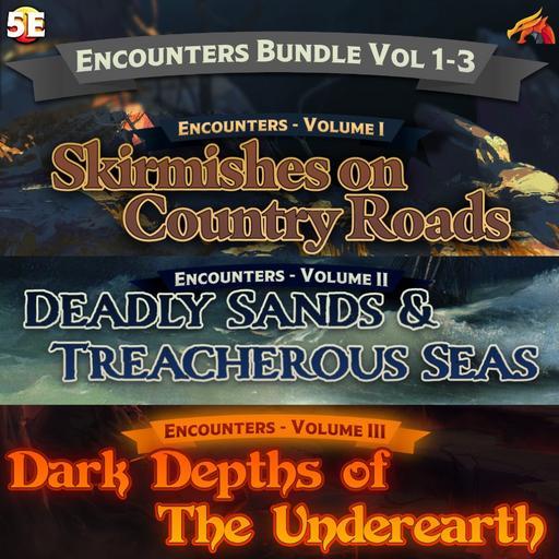 Encounters Bundle - Volumes 1-3