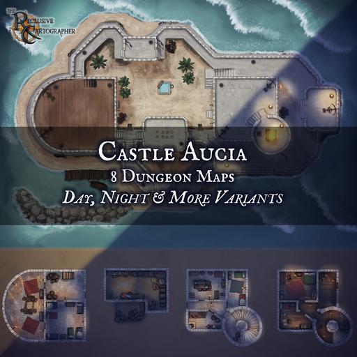 Castle Aucia