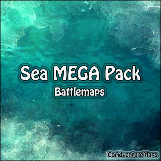 Sea Mega Pack