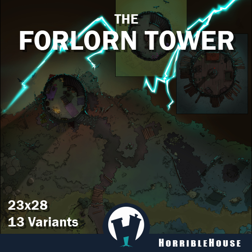 The Forlorn Tower