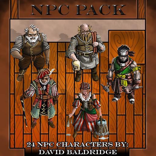 NPC Pack