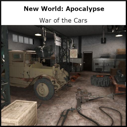 Apocalypse World: War of the Cars