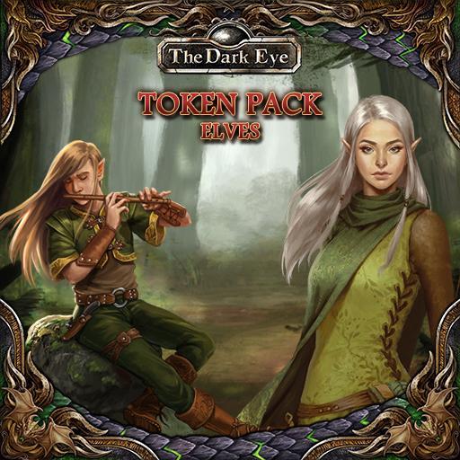 TDE/DSA Elves Token Pack