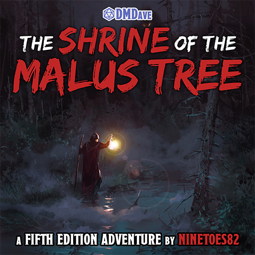 The Shrine of the Malus Tree