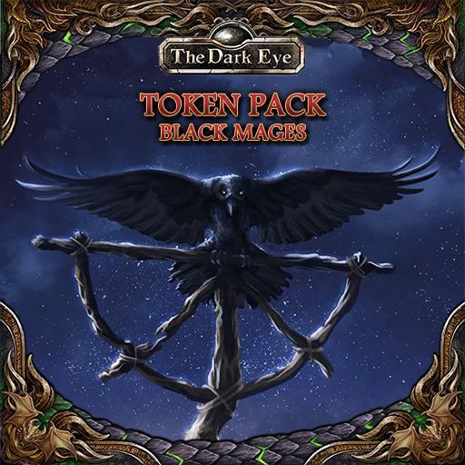 TDE/DSA Blackmages Token Pack