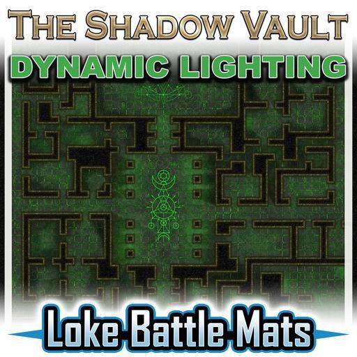 The Shadow Vault