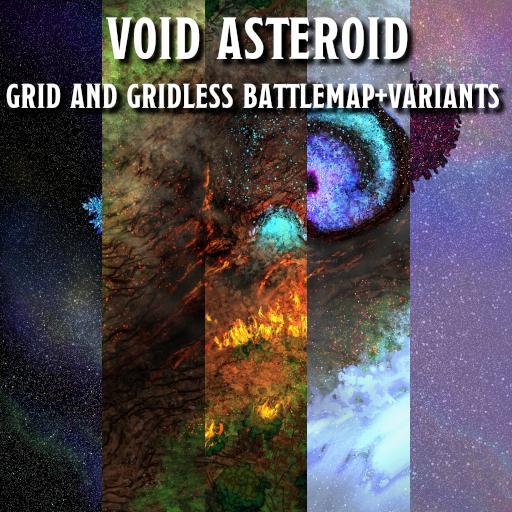 Void Asteroid