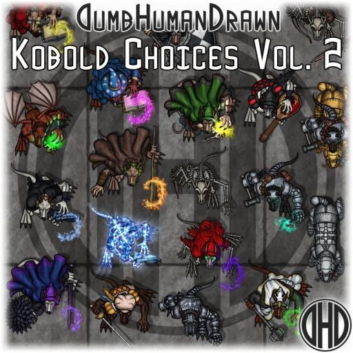 Kobold Choices Vol. 2