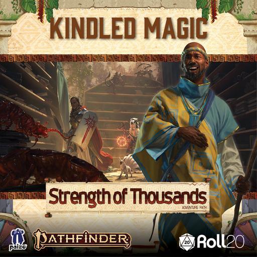 Kindled Magic (Strength of Thousands AP 1)