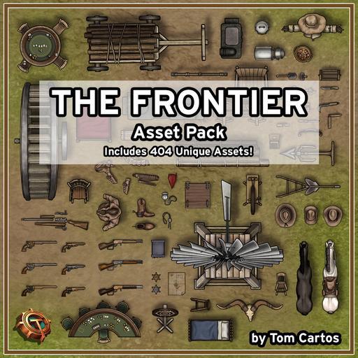Frontier Asset Pack