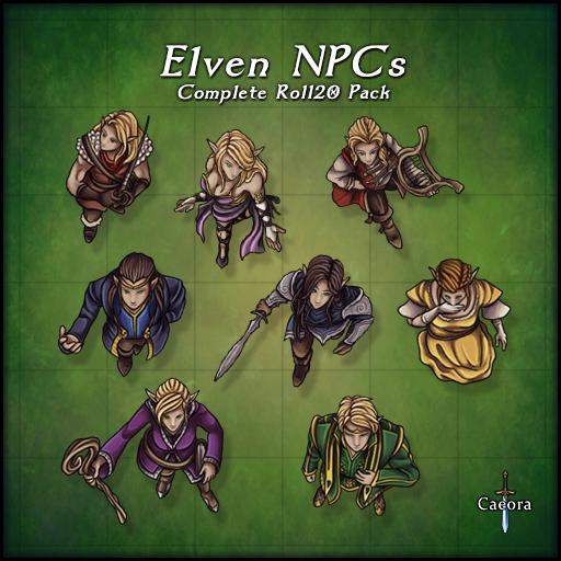 Elven NPCs