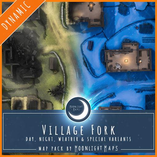 Dynamic   Village Fork