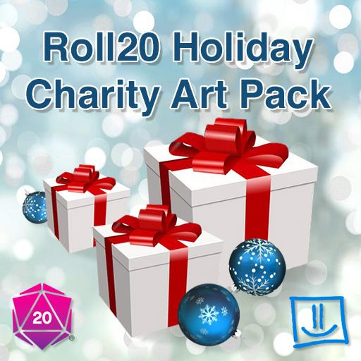 Roll20 Holiday Charity Art Pack