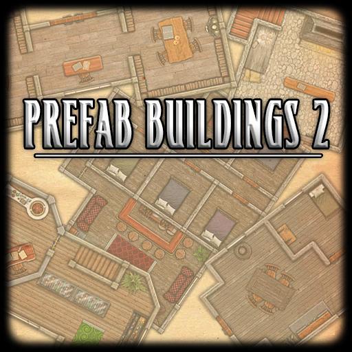 Prefab Buildings 2