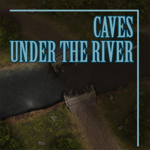Caves Under the River