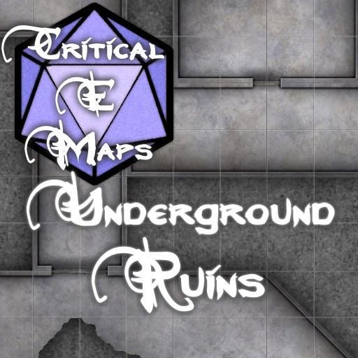 Critical E Maps: Underground Ruins