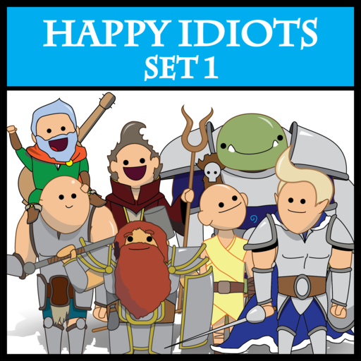 Happy Idiots - Set 1