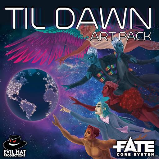 Til Dawn: Art Pack