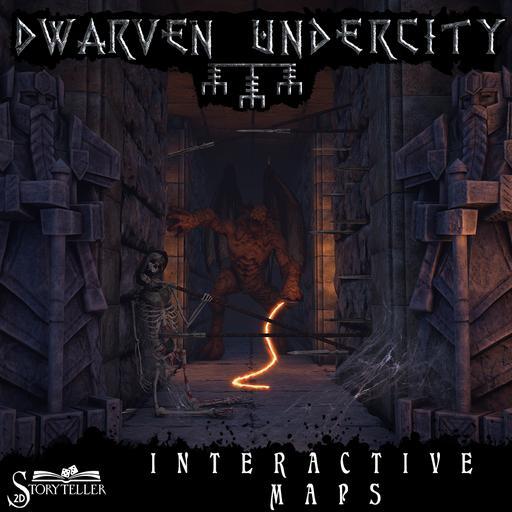 Dwarven Undercity